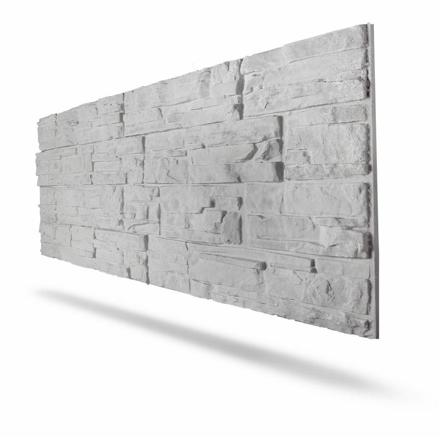 Pannello in polistirolo finta pietra decorativa per interni for Pannelli polistirolo finta pietra mattoni
