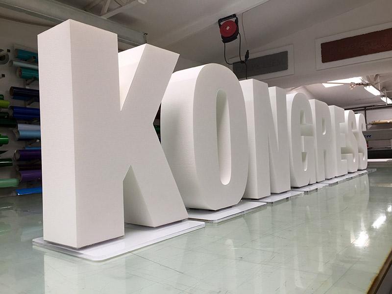 Forme lettere e sagome di polistirolo per decorazioni for Polistirolo prezzi
