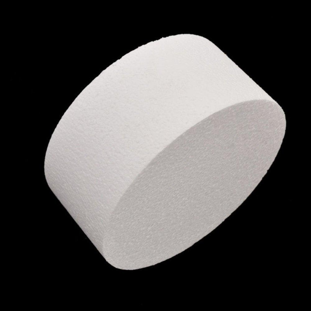 Set di 5 alzate torte 20 cm spessore 10 CM - POLIDEKOR S.R.L.