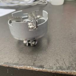 Carotatrice in alluminio/acciao per Polistirolo